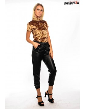 Παντελόνι fake leather