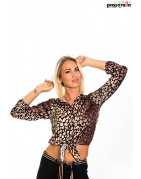 Πουκάμισο leopard