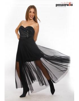 Φόρεμα μίνι δίχτυ