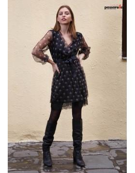 Φόρεμα με σχέδιο δαντέλα