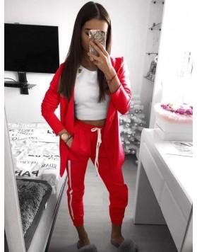 Σετ blazer με παντελόνι sporty