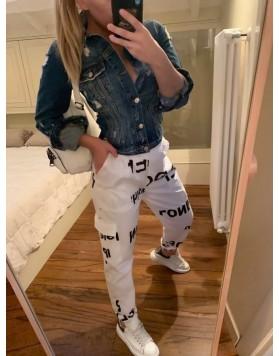 Παντελόνι print