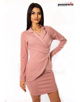 Φόρεμα με κουμπιά POZ