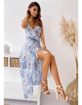 Φόρεμα Μάξι Floral CIEL