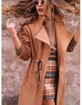 Παλτό μεγάλο γιακά