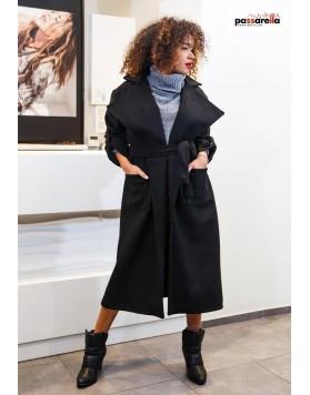 Παλτό μεγάλο γιακά MAYPO