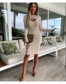 Φόρεμα bolero ΜΠΕΖ