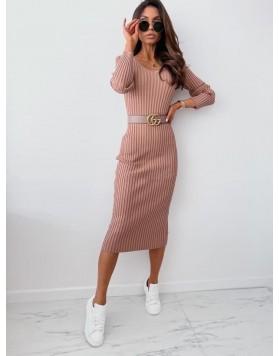 Φόρεμα ριπ ΜΠΕΖ