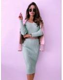 Φόρεμα ριπ VERAMAN