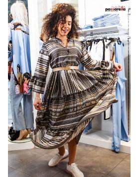 Φόρεμα μάξι MAYPO