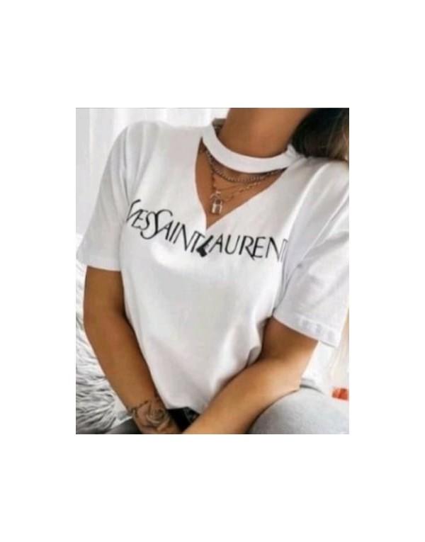 Μπλούζα T-shirt ΛΕΥΚΗ