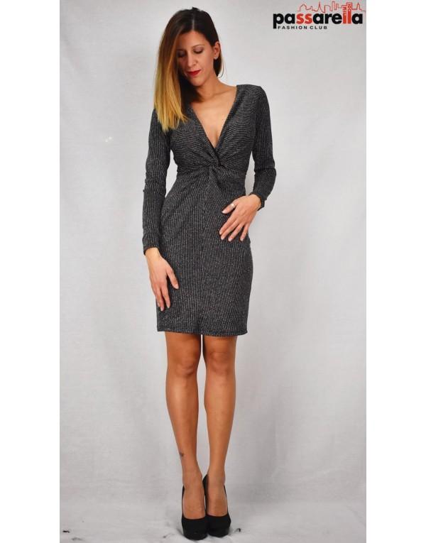 4cb3be497cca Φόρεμα Μίντι YB016 - Passarella fashion club - eshop
